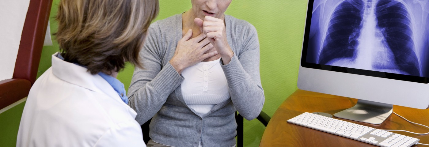 Community-acquired Pneumonia Linked to Lingering Quality of Life Problems in Elderly