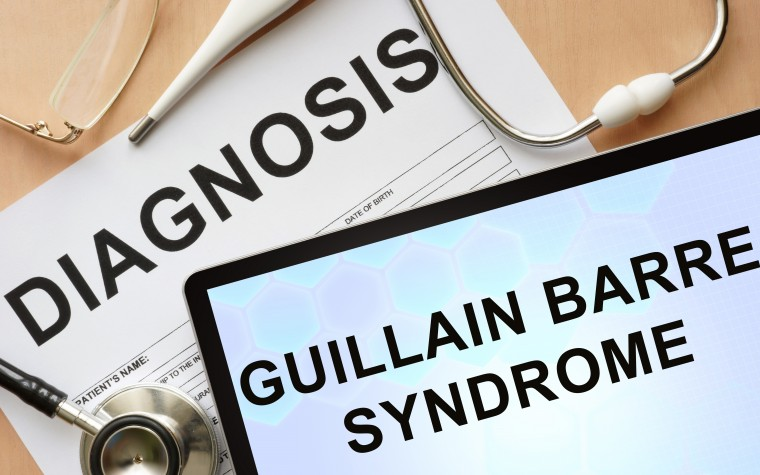 pneumonia and Guillain-Barré syndrome.