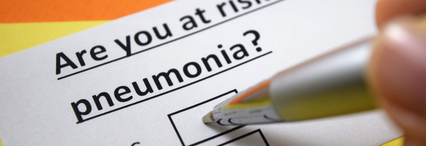 Study Urges Standards for Recognizing, Treating Aspiration Pneumonia Because of Risks It Carries