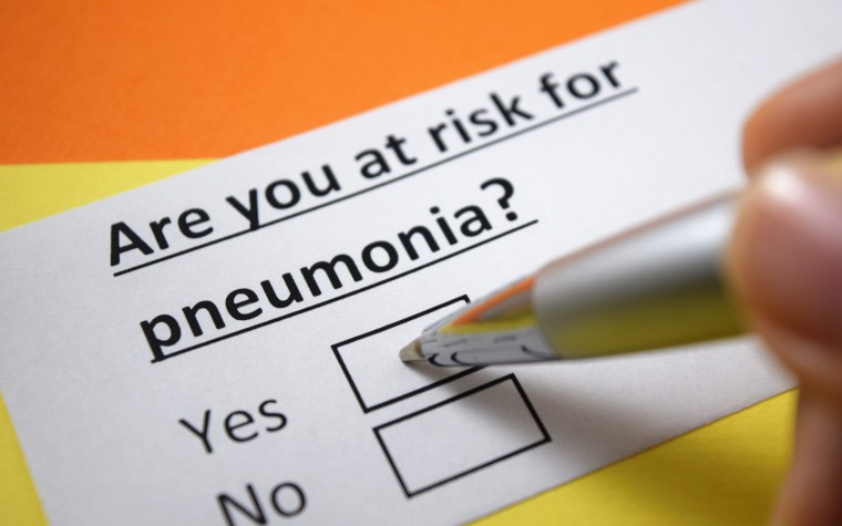 Patients with aspiration pneumonia are at increased risk of death compared to patients with other types of community-acquired pneumonia.