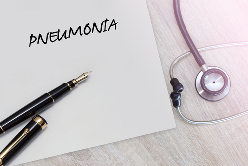 diagnosis pneumonia